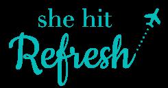 She Hit Refresh